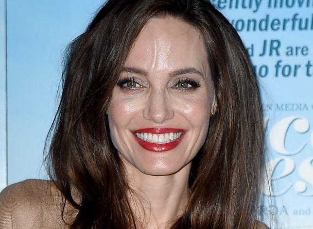 "Angelina Jolie na premierze filmu ""Faces Places"""