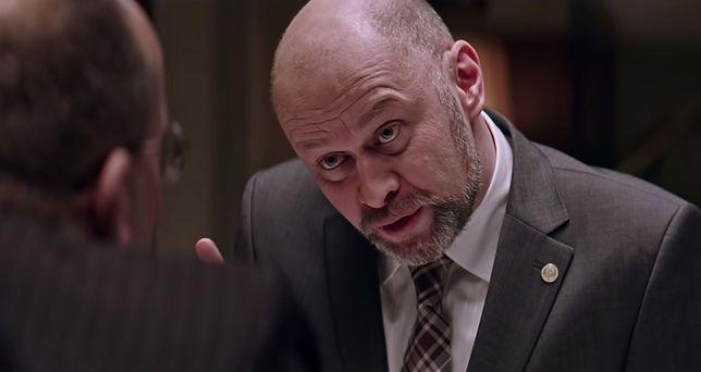 """Czy Karalus przyjął rolę w """"Uchu Prezesa"""" ze względu na poglądy polityczne? """"Aktor powinien mieć swoje zdanie"""""""