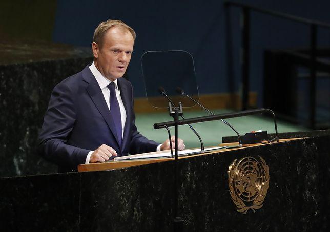 Decyzja w sprawie startu Donalda Tuska ma zapaść pod koniec 2019 roku