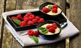 Budyń w proszku o niskiej zawartości kalorii (smaki inne niż czekoladowy)