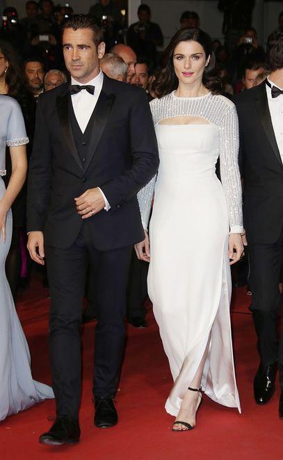 Colin Farrell, Rachel Weisz