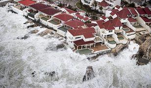 Huragan Irma szaleje na Karaibach. Wiatr osiąga prawie 300 km/h