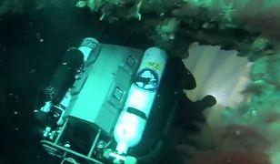 Statek znaleziono na dnie Morza Czarnego