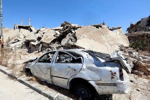 Atak na konwój w Syrii. Zginęło 12 wolontariuszy