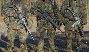 Bundeswehra szuka zagubionych karabinów