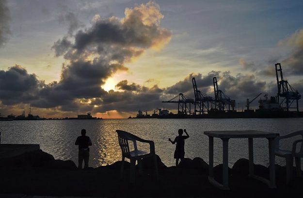 Port w Dżibuti