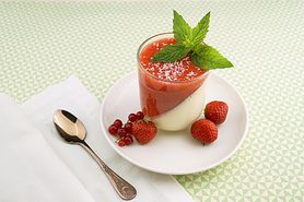 Budyń instant o niskiej zawartości kalorii (smaki inne niż czekoladowy)