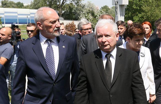 Leszek Miller: Jarosław Kaczyński celowo pominął prezydenta