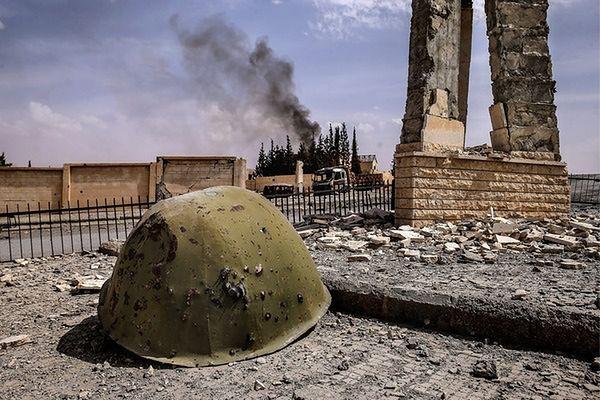 16 osób zginęło w samobójczym zamachu w Syrii