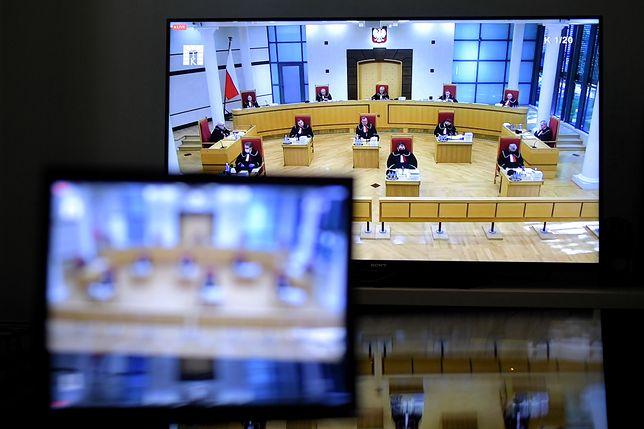 Aborcja. Wyrok Trybunału Konstytucyjnego. Rzecznik rządu o publikacji
