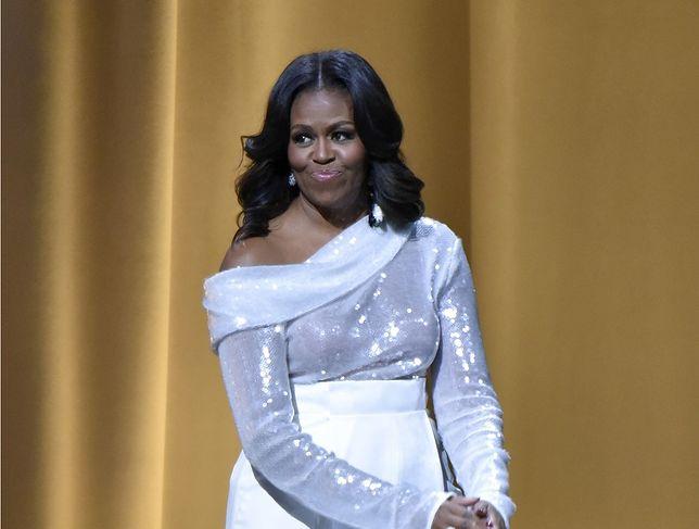Takiej Michele Obamy jeszcze nie widzieliśmy. Była pierwsza dama zaszalała