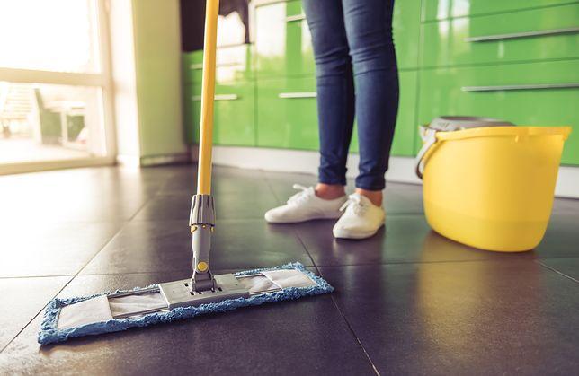 W cenniku prac domowych można znaleźć zarówno standardowe, jak i dodatkowo płatne usługi
