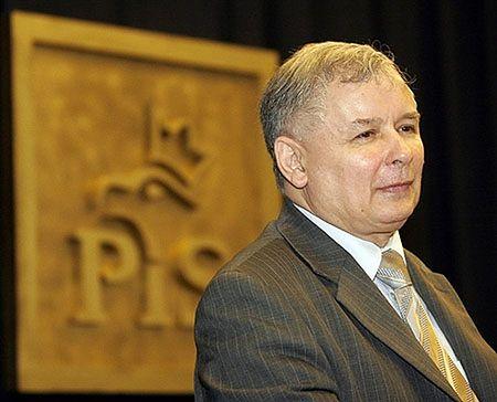 J. Kaczyński przeprasza za wypowiedź nt. Internautów