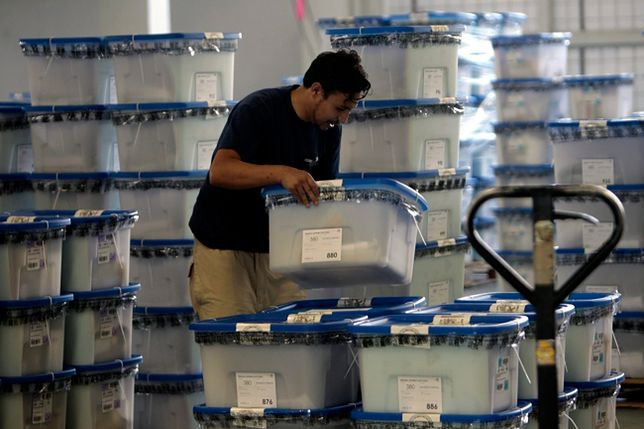 Ponad 260 osób aresztowano za złamanie wyborczej prohibicji