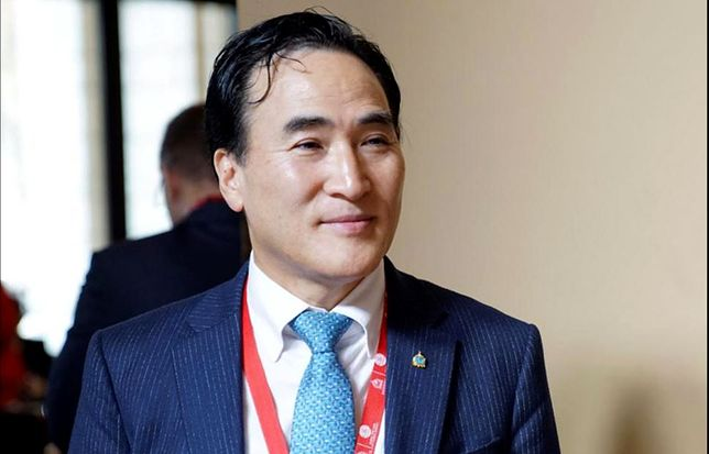 """Interpol: Kim Dzong Jang z Korei Południowej nowym szefem. """"Cios dla Rosji"""""""