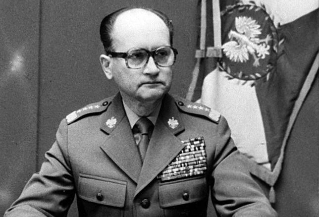 Stan wojenny - 39. rocznica. Gen. Wojciech Jaruzelski