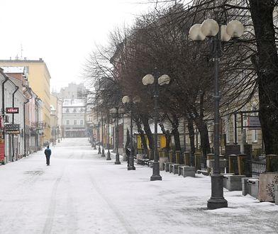 W środę miejscami popada słaby, przelotny śnieg