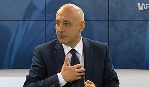 Wicemarszałek Sejmu Joachim Brudziński