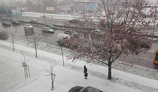 Sobota będzie zimna i śnieżna