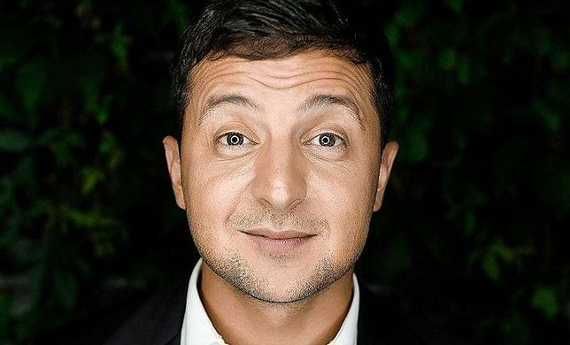 Wołodymyr Zełenski nowym prezydentem Ukrainy