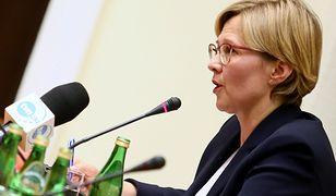 Senatorowie PiS dostali wytyczne, aby zagłosować przeciwko kandydaturze Agnieszki Dudzińskiej