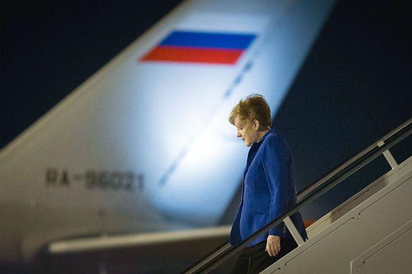 Rosyjska agentka nieoczekiwanie zwolniona z więzienia w Niemczech