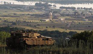 """Atak rakietowy w Syrii. """"Izraelska agresja"""""""