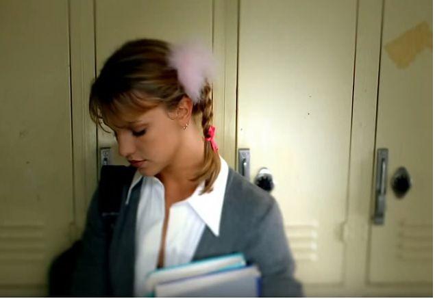 """Plakaty z Britney Spears często były dołączane do """"BRAVO"""""""