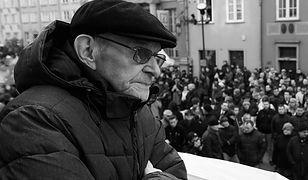 """Józef Bandzo """"Jastrząb"""" nie żyje. Był jednym z ostatnich żołnierzy mjr. """"Łupaszki"""""""