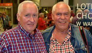 Niezwykłe spotkanie na lotnisku w Warszawie. Bliźniacy pierwszy raz razem od 68 lat!