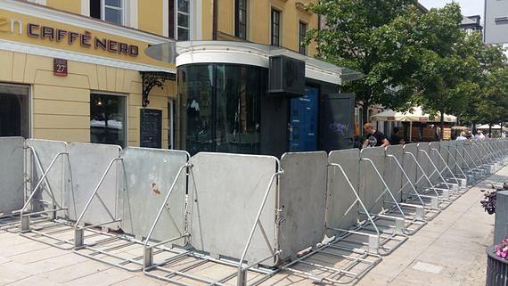 Paraliż Krakowskiego Przedmieścia. Polecenie wydało BOR