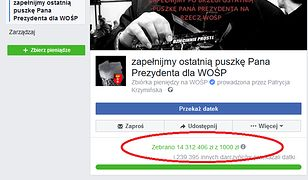 Puszka Pawła Adamowicza nie miała dna. Zebrano prawie 16 mln zł