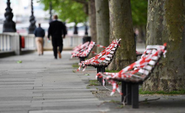 Koronawirus. Wielka Brytania. Zmarła kobieta opluta na dworcu w Londynie