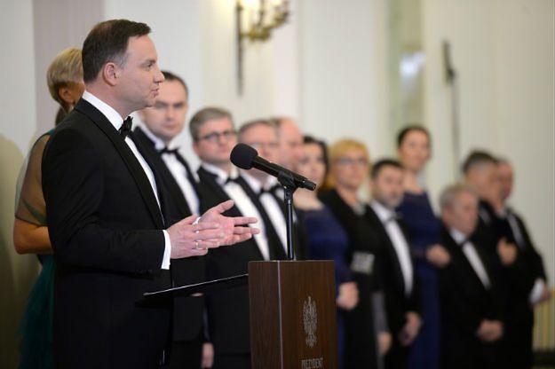 Prezydent: Polska będzie stać na gruncie prymatu prawa międzynarodowego