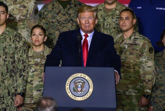 USA skrytykowane po ataku na Irak. Zdecydowany głos Chin