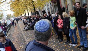 """Żydzi z Duesseldorfu rozważają wyjazd z Niemiec. """"Nadciąga katastrofa"""""""