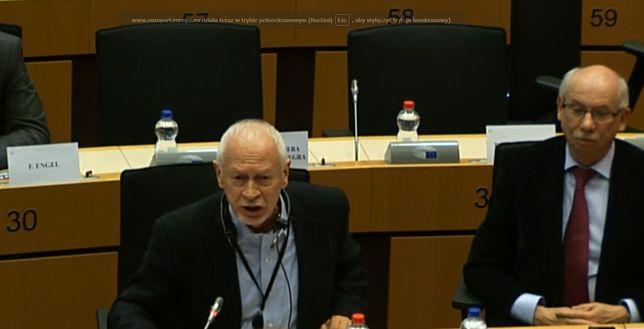Michał Boni uważa, że polski rząd powinien się cofnąć ws. wymiaru sprawiedliwości
