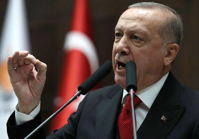 Turcja. Prezydent Recep Tayyip Erdogan grozi Syrii i Baszarowi al-Asadowi.