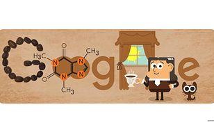 Friedlieb Ferdinand Runge  - wynalazca kawy bohaterem Google Doodle.
