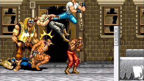 Final Fight Double Impact - dwupak od Capcomu na PSN i XBLA