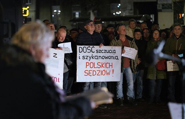 Na marsz w Warszawie mają przyjechać sędziowie z całej Europy