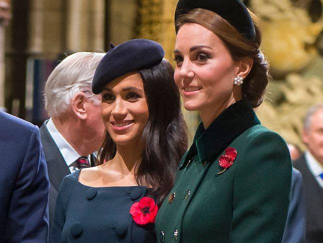 Kate i Meghan spędziły razem popołudnie po świątecznej mszy
