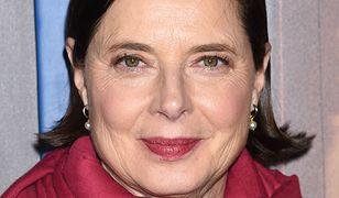 Isabella Rossellini ma dziś 65 lat