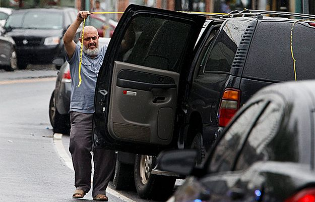 """""""New York Times"""": Ojciec podejrzanego o zamachy w Nowym Jorku i New Jersey zgłosił go władzom jako terrorystę"""