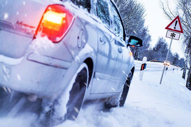 Spodziewane opady śniegu we wschodniej części kraju