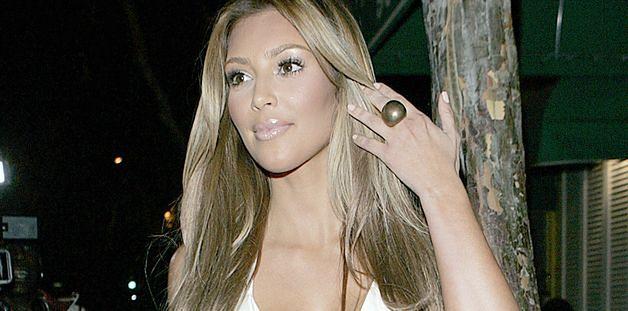 Kim Kardashian jest blondynką!