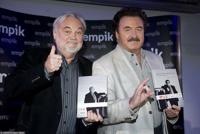 Andrzej Kosmala i Krzysztof Krawczyk