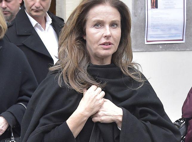 Karolina Wajda zajęła się warszawskim domem ojca.