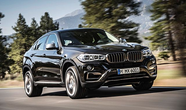 BMW zaprezentowało nowe X6