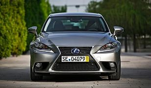 Lexus rusza na podbój Turcji